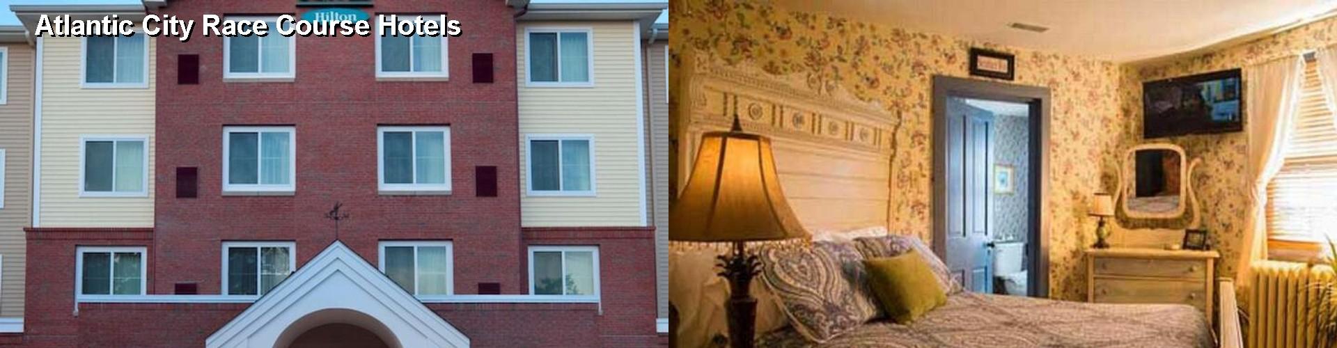 3 Best Hotels Near Atlantic City Race Course