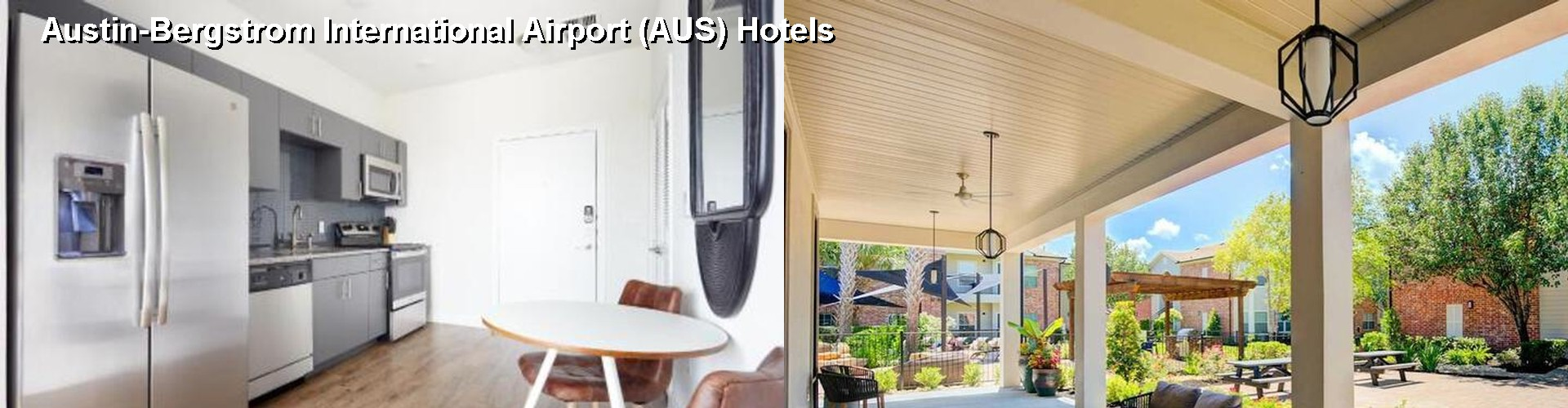 5 Best Hotels near Austin-Bergstrom International Airport (AUS)