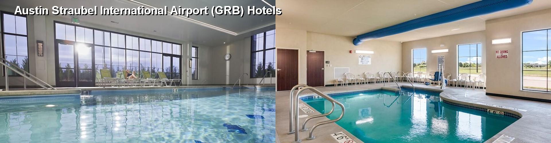 Hotels Near Austin Straubel International Airport