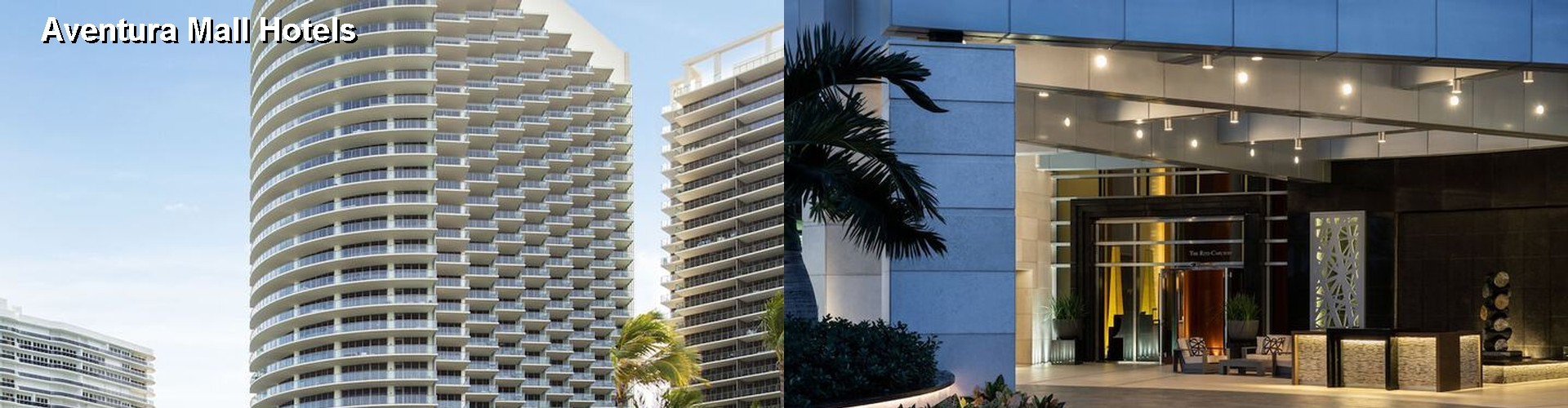 5 Best Hotels Near Aventura Mall