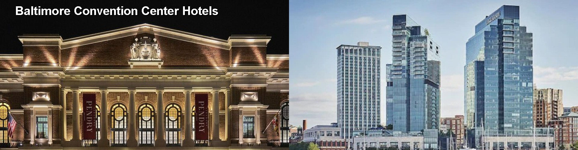 $48+ Hotels Near Baltimore Convention Center MD