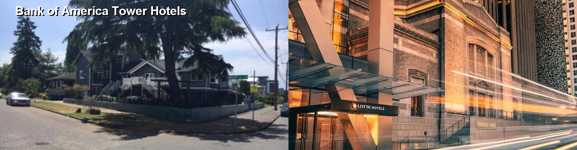 5 Best Hotels near Bank of America Tower