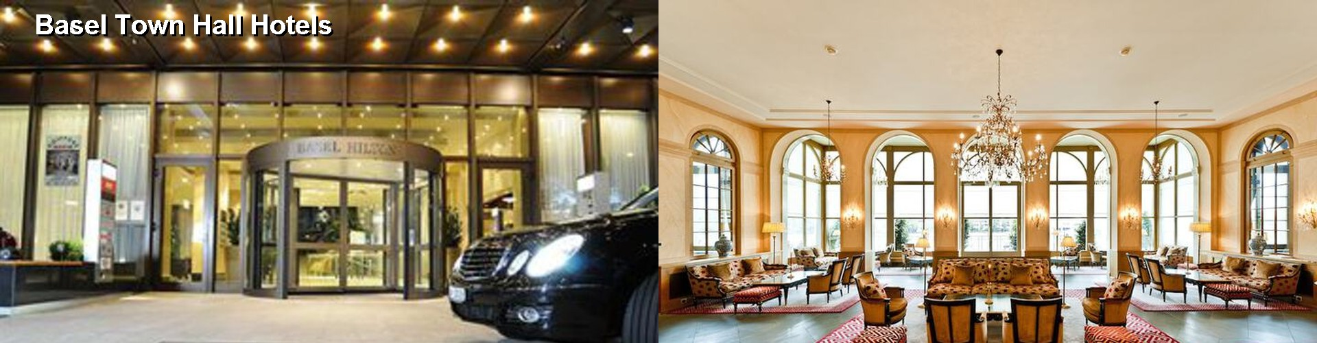 3 Best Hotels near Basel Town Hall