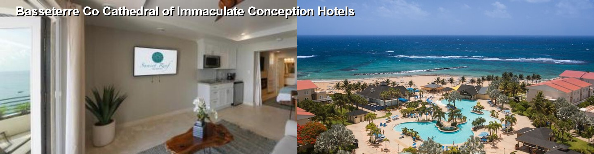 5 Best Hotels near Basseterre Co Cathedral of Immaculate Conception