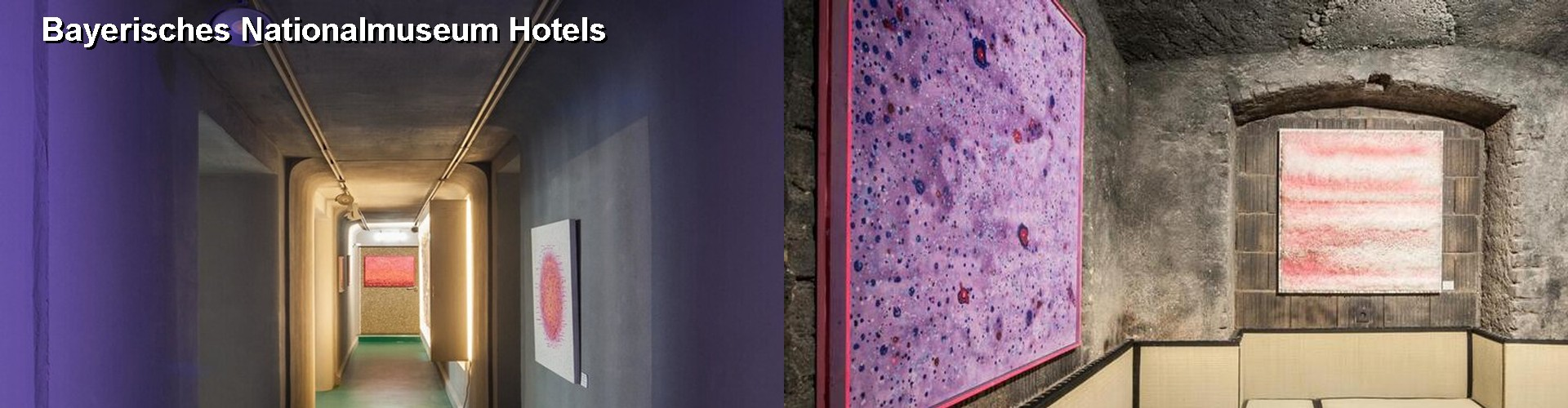 5 Best Hotels near Bayerisches Nationalmuseum