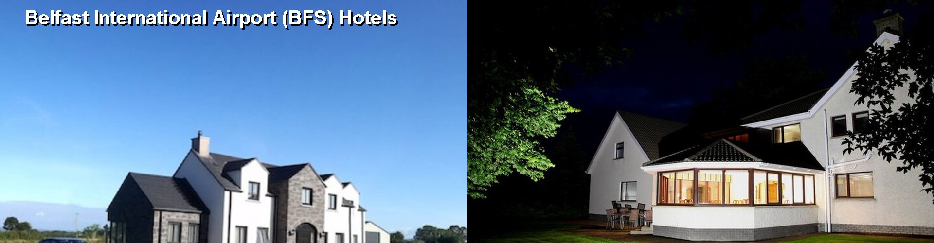 5 Best Hotels Near Belfast International Airport Bfs