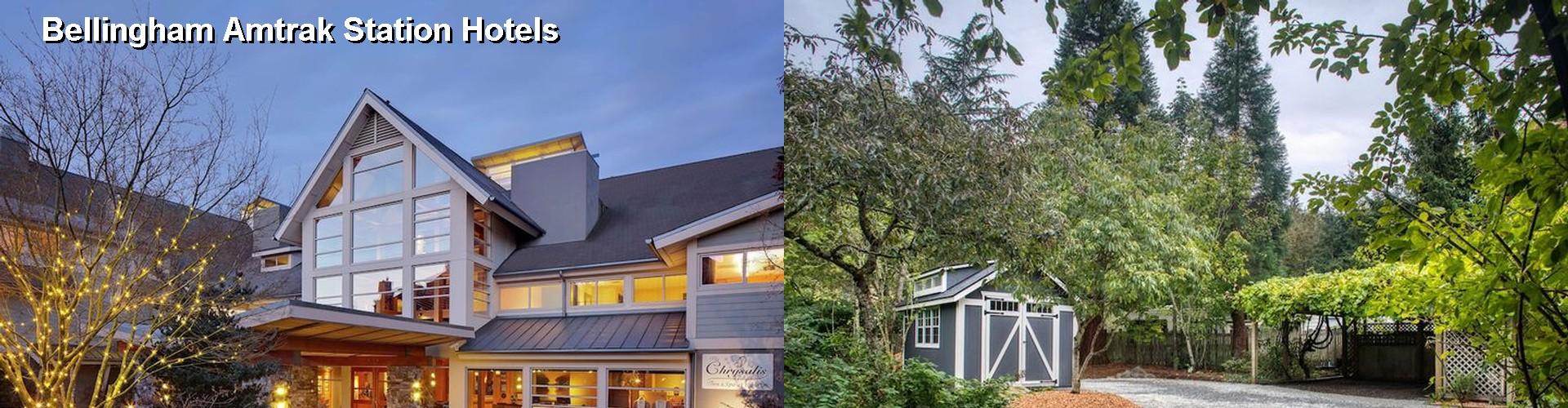 5 Best Hotels Near Bellingham Amtrak Station