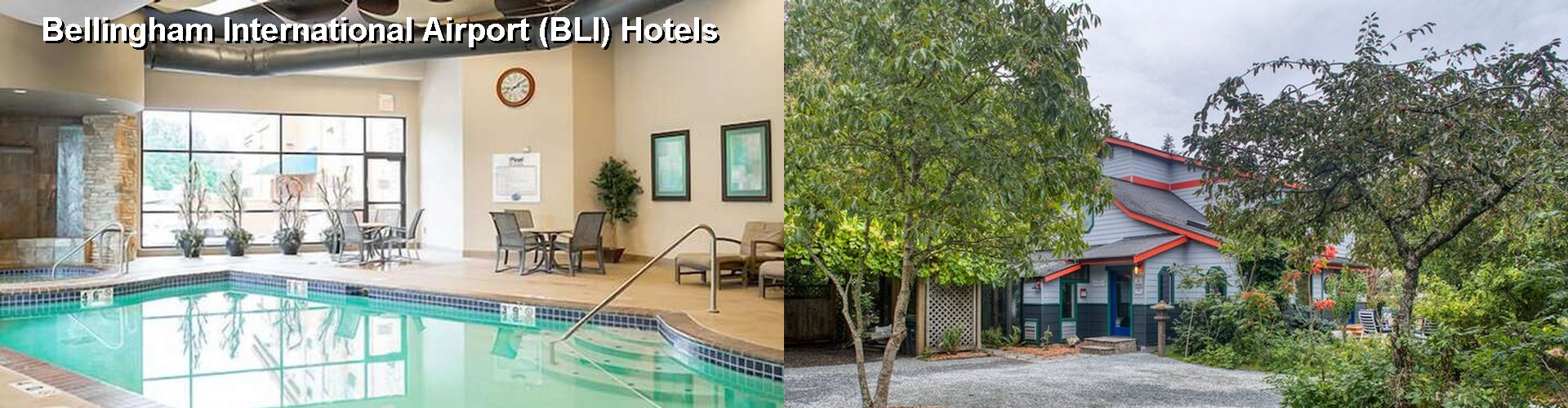 5 Best Hotels Near Bellingham International Airport Bli