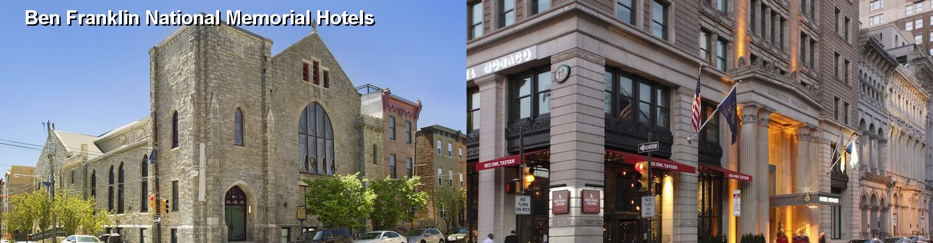 $46+ Hotels Near Ben Franklin National Memorial in Philadelphia PA