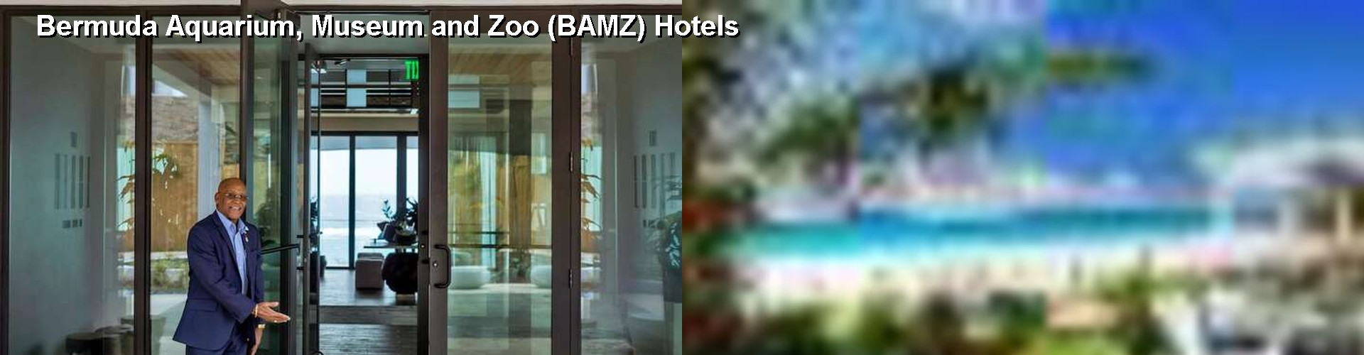 5 Best Hotels near Bermuda Aquarium, Museum and Zoo (BAMZ)