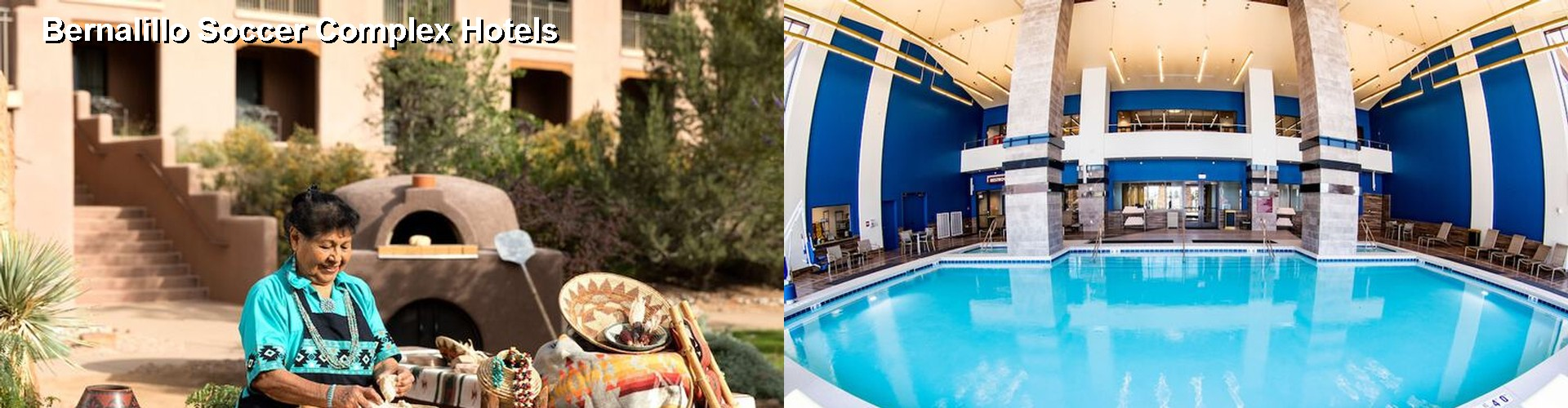 5 Best Hotels near Bernalillo Soccer Complex