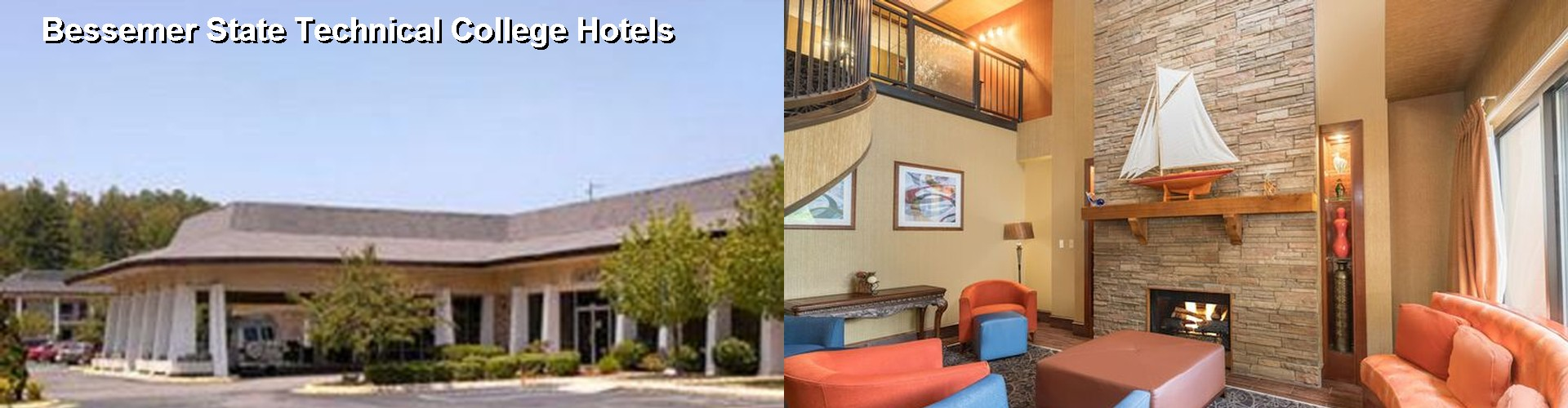 5 Best Hotels near Bessemer State Technical College