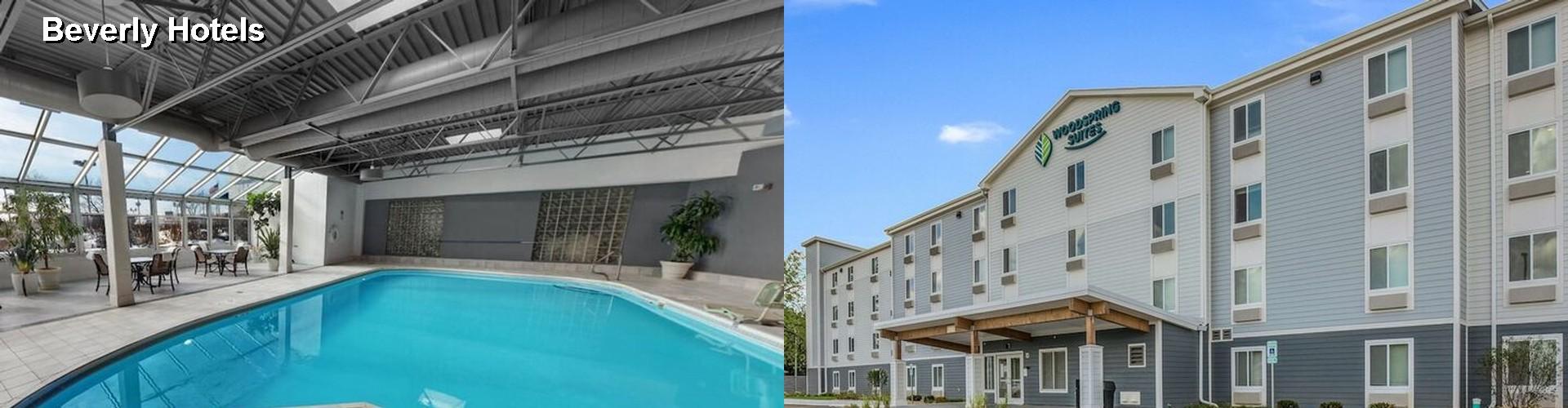 5 Best Hotels Near Beverly