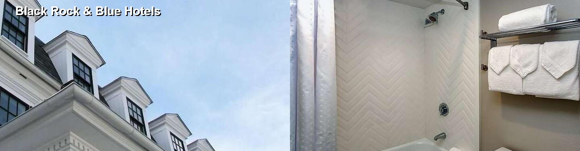 5 Best Hotels Near Black Rock Blue