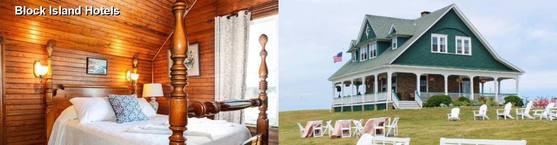 2 Best Hotels near Block Island