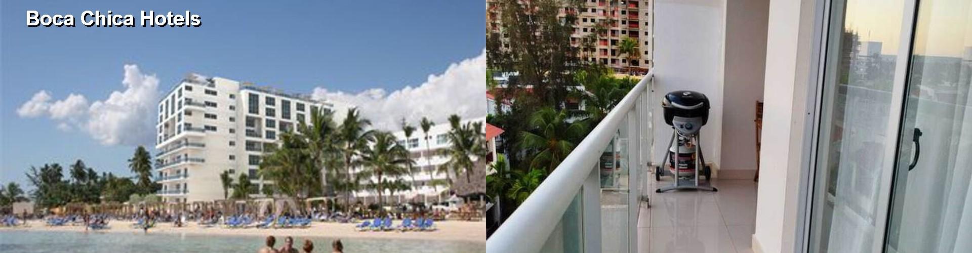 5 Best Hotels Near Boca Chica