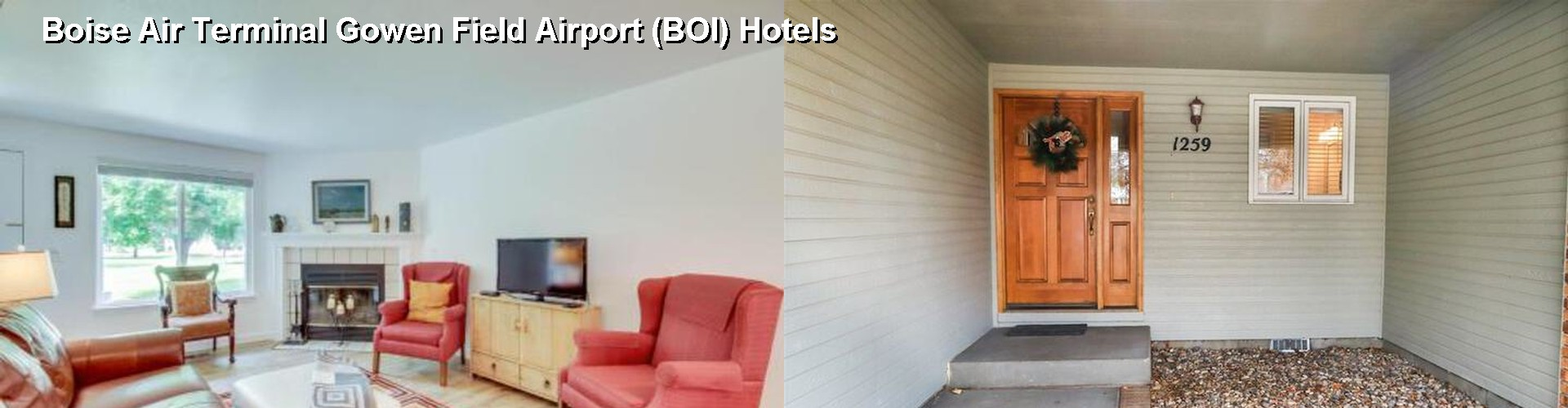 $53+ Hotels Near Boise Air Terminal Gowen Field Airport (BOI) (ID) ✈