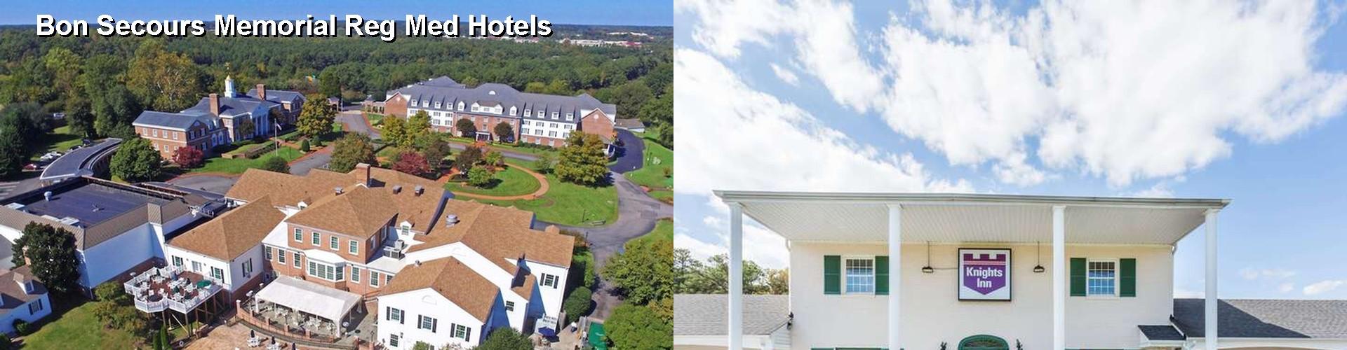 5 Best Hotels Near Bon Secours Memorial Reg Med