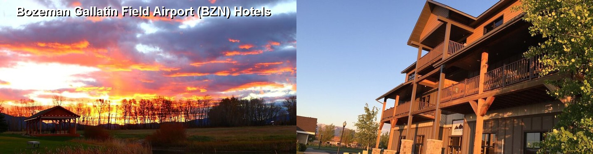 Hotels In Bozeman Mt Near Airport