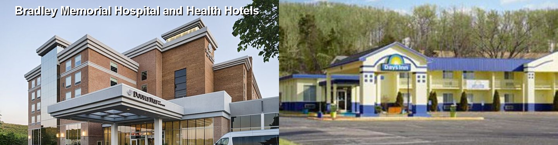 5 Best Hotels near Bradley Memorial Hospital and Health