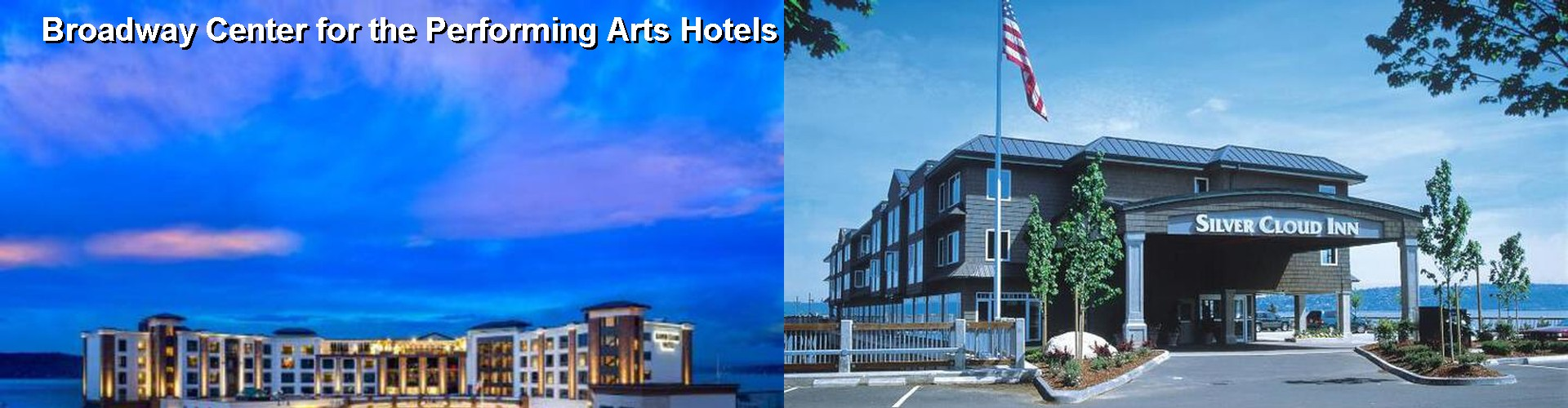 5 Best Hotels Near Broadway Center For The Performing Arts