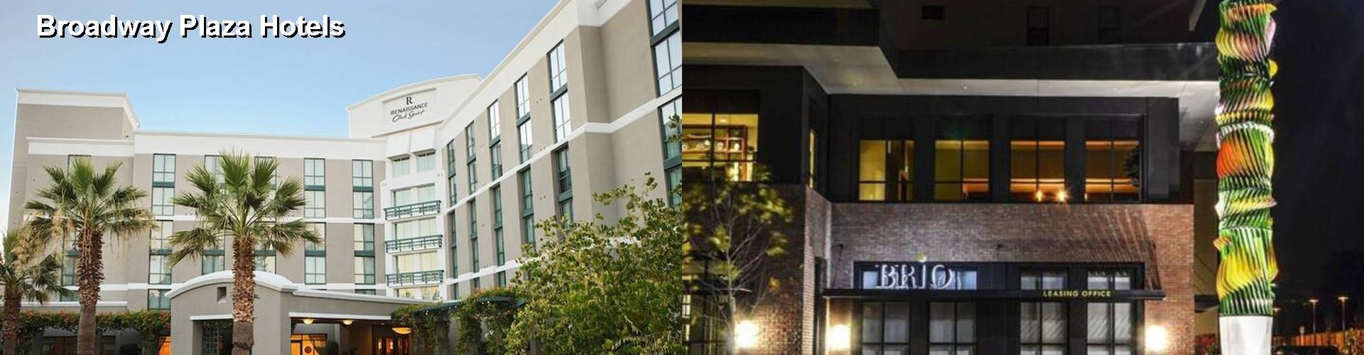 5 Best Hotels Near Broadway Plaza