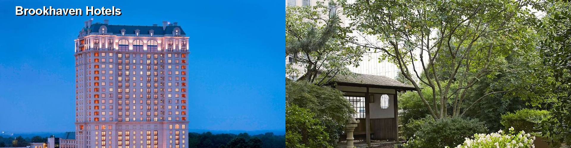 5 Best Hotels near Brookhaven