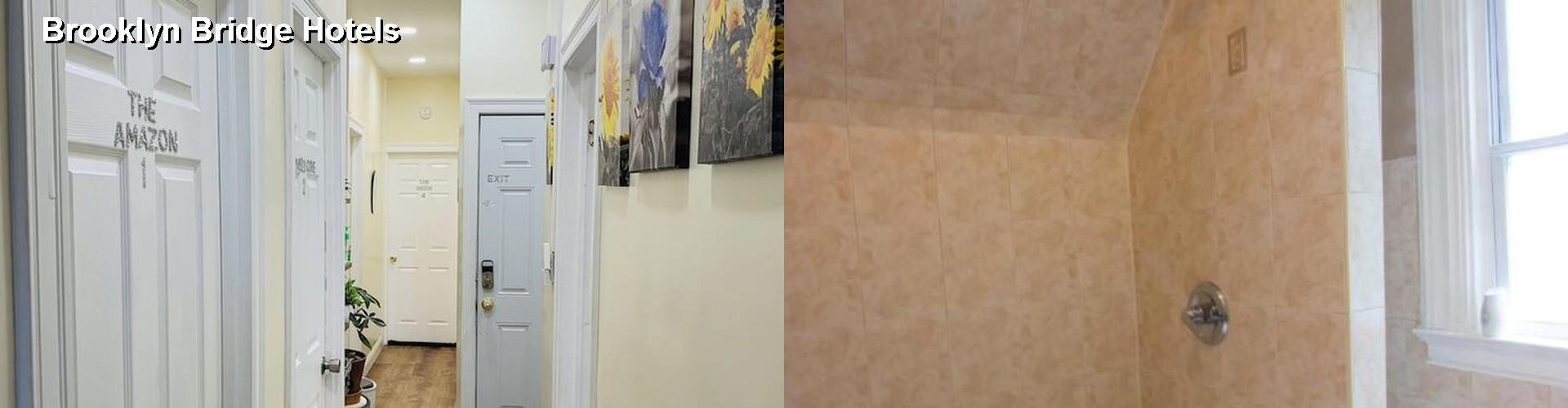 5 Best Hotels Near Brooklyn Bridge