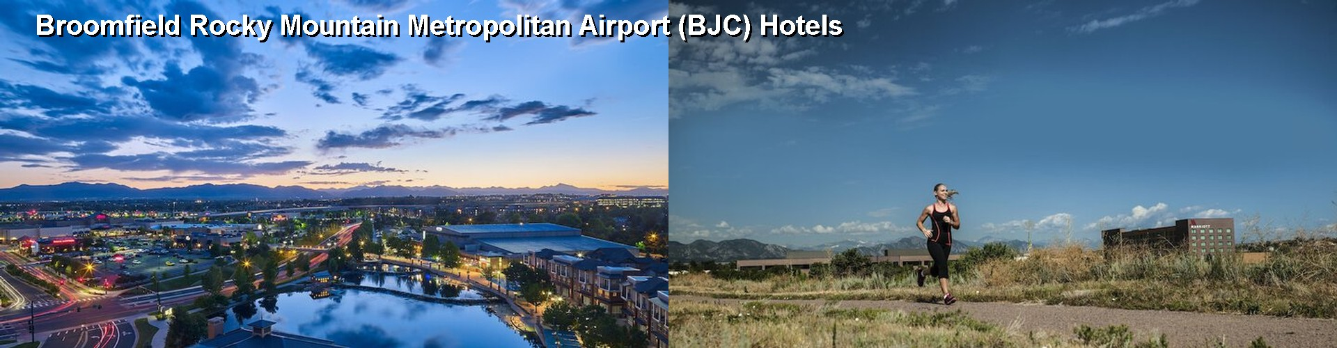 5 Best Hotels near Broomfield Rocky Mountain Metropolitan Airport (BJC)