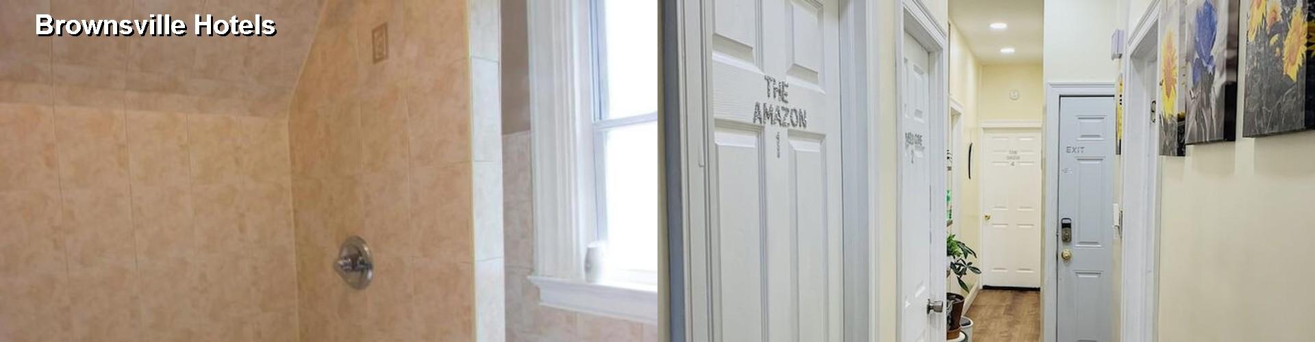 2 Best Hotels Near Brownsville