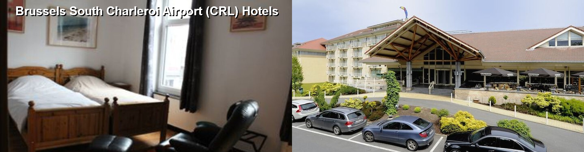 5 Best Hotels Near Brussels South Charleroi Airport Crl