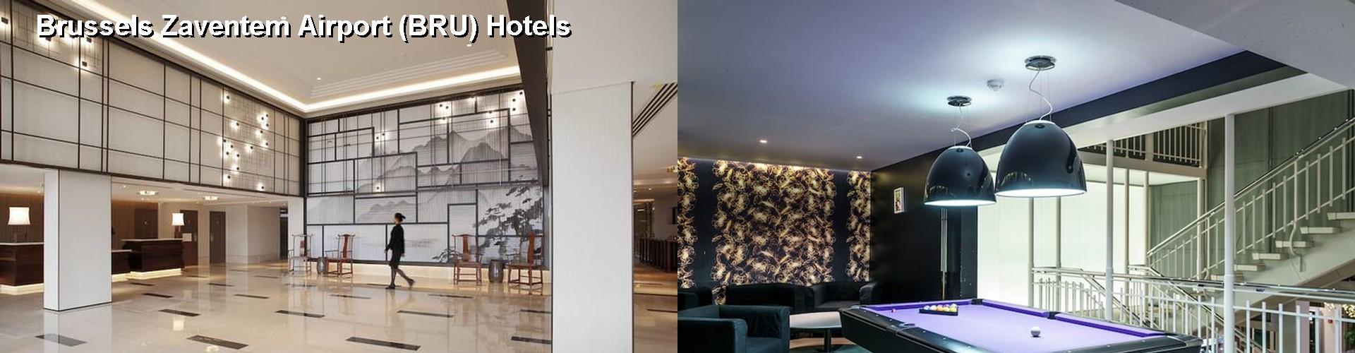 5 Best Hotels Near Brussels Zaventem Airport Bru