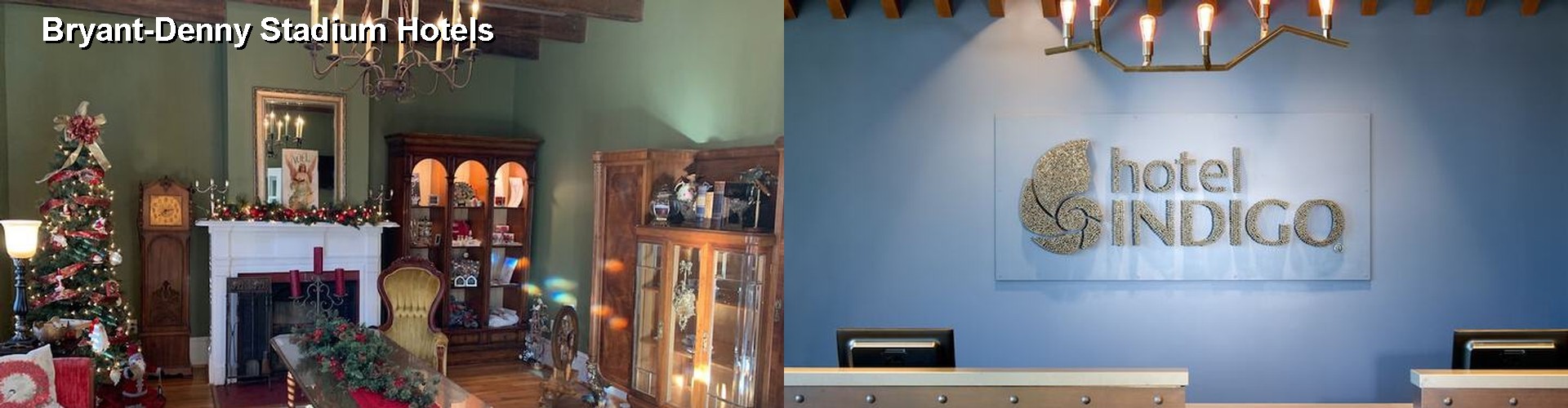 5 Best Hotels near Bryant-Denny Stadium
