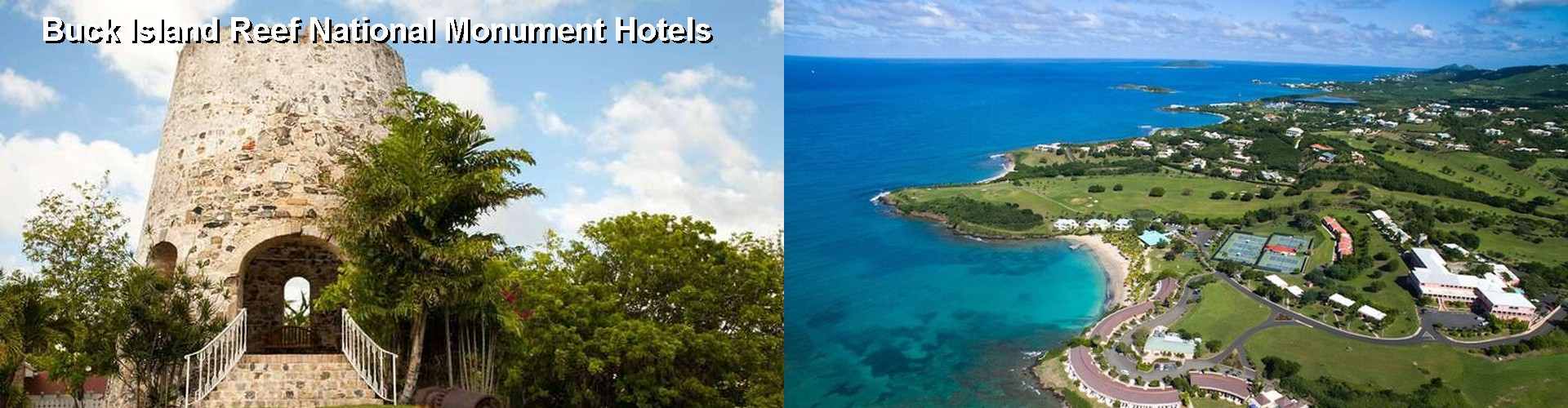 5 Best Hotels near Buck Island Reef National Monument