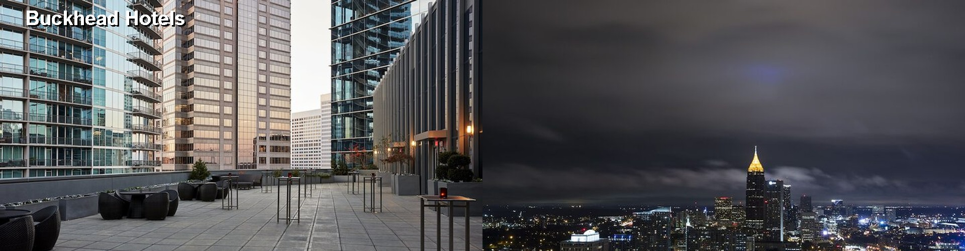 5 Best Hotels near Buckhead