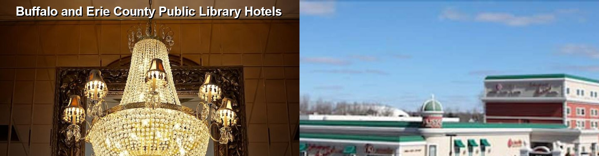 5 Best Hotels near Buffalo and Erie County Public Library
