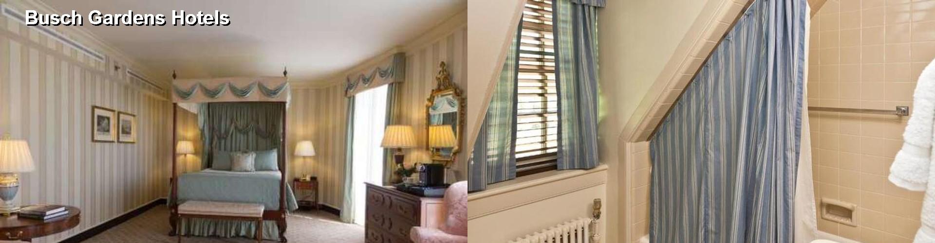 50 Hotels Near Busch Gardens In Williamsburg VA