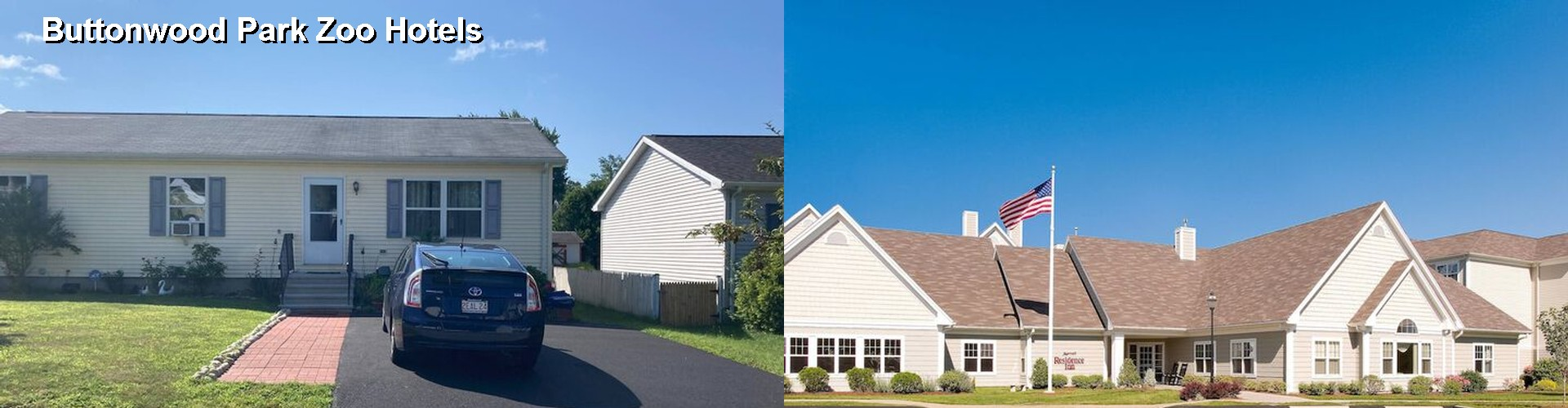 5 Best Hotels near Buttonwood Park Zoo