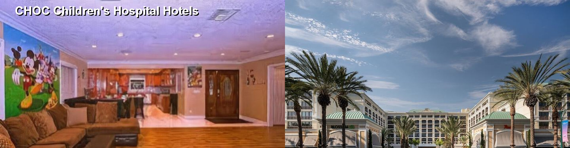 58 Hotels Near Choc Children S Hospital In Orange Ca