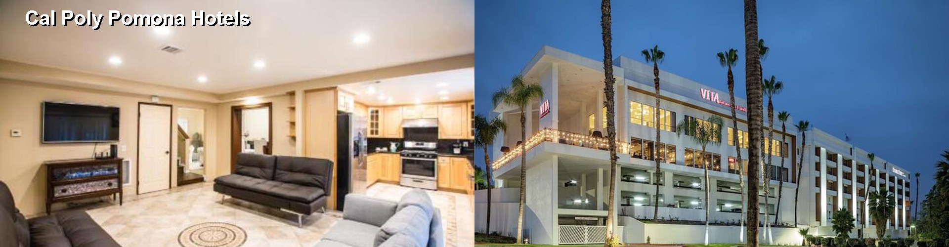 5 Best Hotels near Cal Poly Pomona