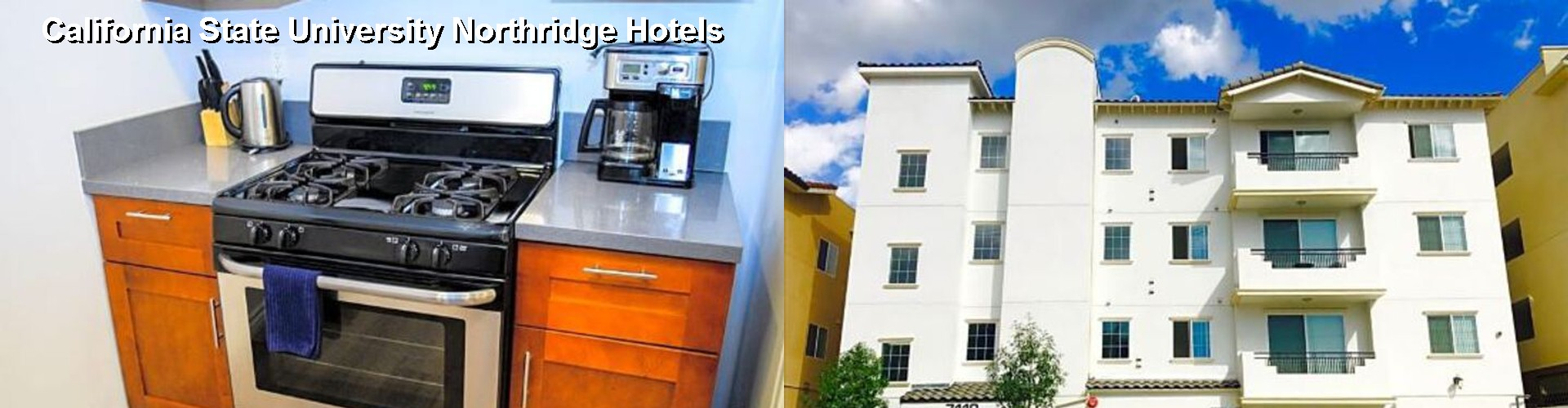 5 Best Hotels near California State University Northridge