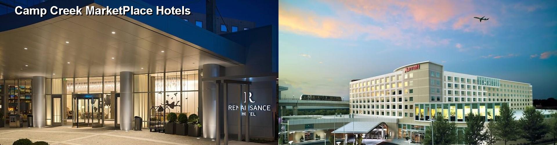 5 Best Hotels Near Camp Creek Marketplace