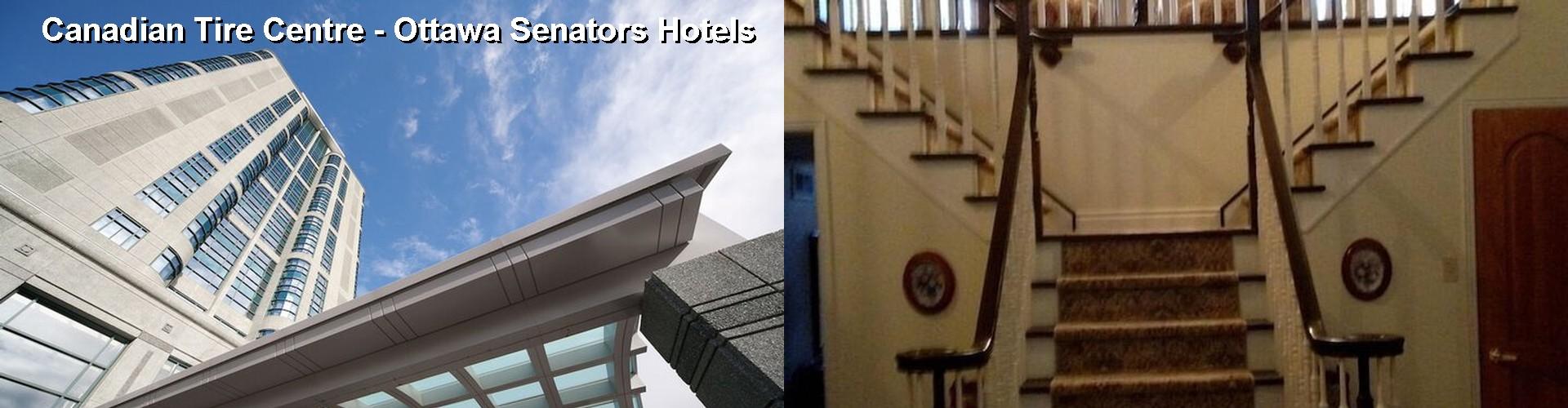 Closest Hotels Near Canadian Tire Centre Ottawa Senators In Kanata On