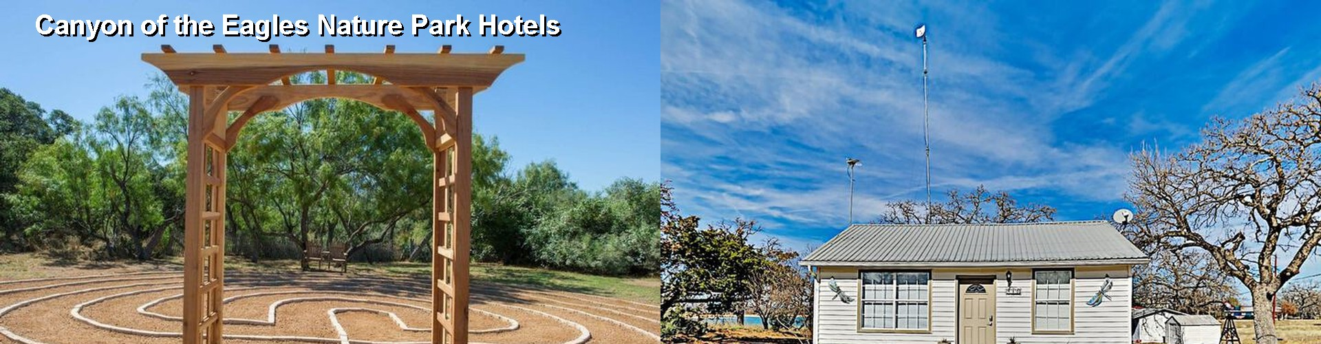 5 Best Hotels near Canyon of the Eagles Nature Park