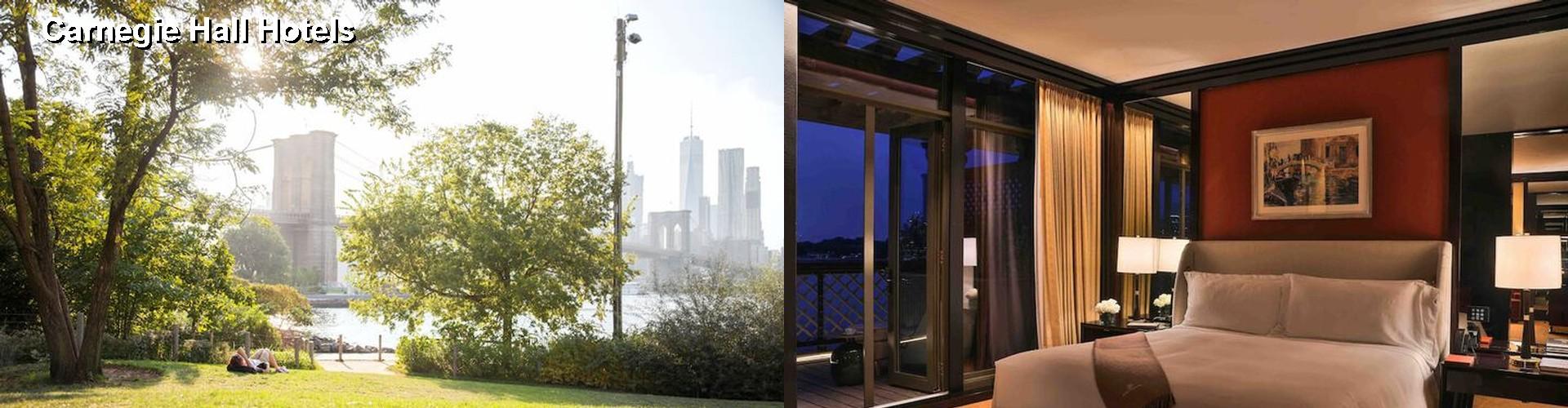 5 Best Hotels Near Carnegie Hall