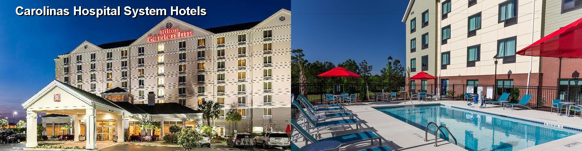 5 Best Hotels near Carolinas Hospital System