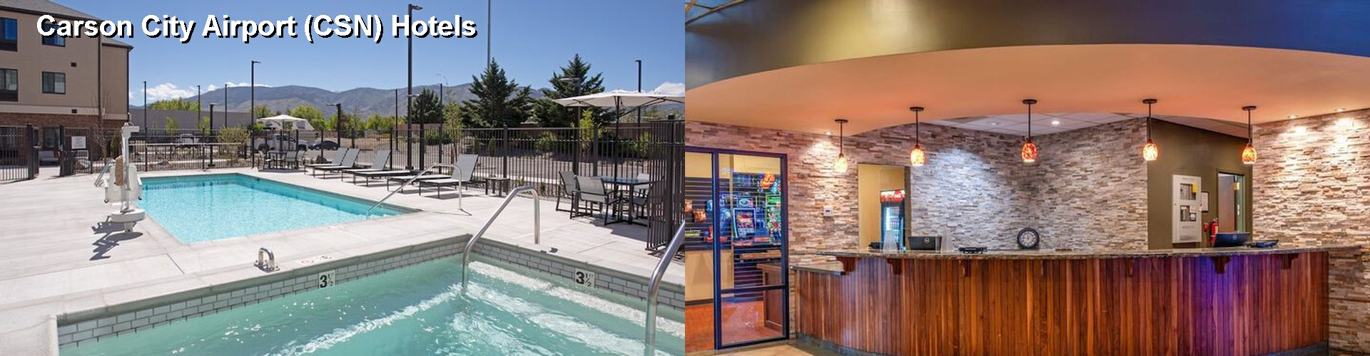 5 Best Hotels near Carson City Airport (CSN)