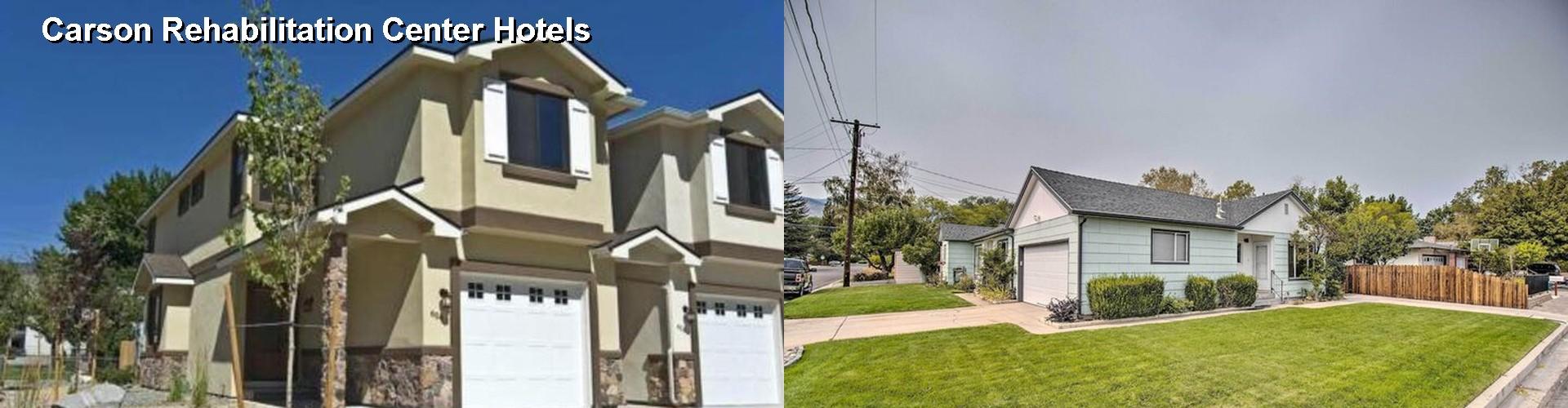 5 Best Hotels Near Carson Rehabilitation Center