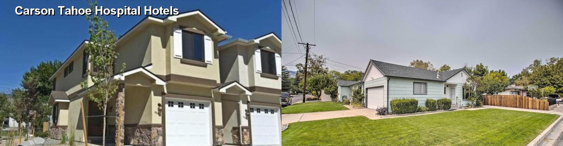 5 Best Hotels Near Carson Tahoe Hospital