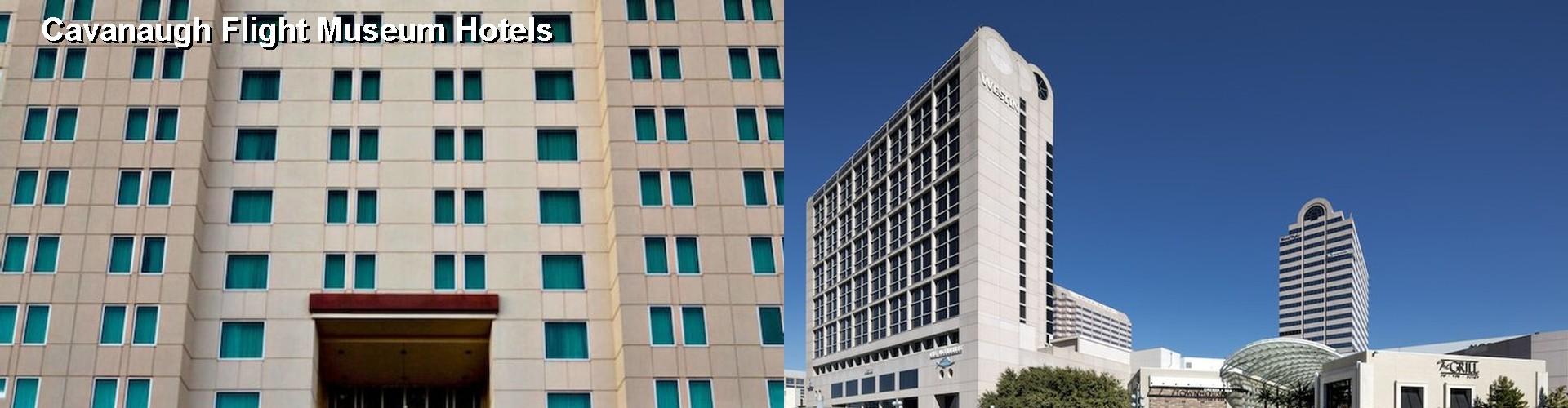 5 Best Hotels Near Cavanaugh Flight Museum